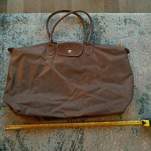 Beautiful Brown Long champ tote!